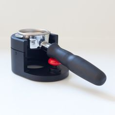 Designed as an extra set of hands, the Cradle holds your portafilter completely steady as you tamp or perform other tasks. The Cradle can be used with all of our grinders as well as with our Blind … Coffee Is Life, Coffee Shop, Barista, Cappuccino Tassen, Coffee Tamper, Coffee Accessories, Coffee Culture, Espresso Coffee, Can Opener