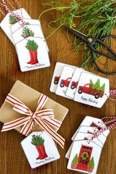 Christmas Gift Wrapping, Diy Christmas Gifts, All Things Christmas, Holiday Crafts, Christmas Holidays, Christmas Decorations, Christmas Ideas, Christmas Outfits, Christmas 2019
