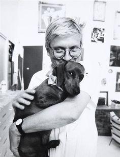 David Hockney (from pictify)