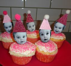 These are kinda creepy... (But you'll notice I'm still pinning them)