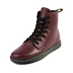 9e6b447895e3 Shop for Womens Dr. Martens Eclectic Boot in Red at Shi by Journeys. Shop