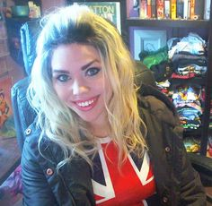 Rose Tyler #cosplay from Doctor Who by Megan Lara