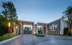 THE CITY BANG-YAI BY AP / STUDIO JEDT on Behance