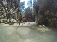 A family walk up the Rio Chillar, Nerja, Costa del Sol Malaga City, Spain Holidays, Family Days Out, Spain And Portugal, Andalusia, Spain Travel, Day Trips, Places To See, Travel Inspiration