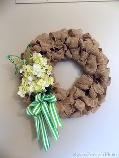 spring wreath, crafts, seasonal holiday d cor, wreaths