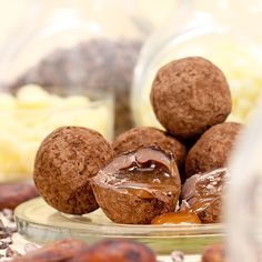 #chocolate Salted Caramels part of our Best of the Best selection, wow for me.