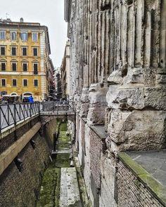 Panorama di Roma dall\'alto della terrazza del Vittoriano. In primo ...