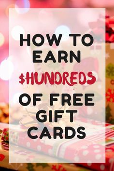 Save money by getting free gift cards in exchange for small tasks. This article reveals 20+ companies willing to give you free or discounted gift cards - click here to learn more now!