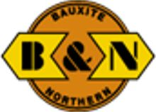 Bauxite & Northern R.R..  Acquired by Genesee & Wyoming from their Rail America acquisition in 2012.