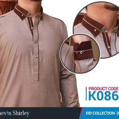 Chevin Shirley Men Eid Shalwar Kameez are the classic style of cotton shalwar kameez dresses for boys that are launched for this Eid Ul Fitr and festive season. Gents Kurta Design, Boys Kurta Design, Kurta Pajama Men, Kurta Men, Nigerian Men Fashion, African Men Fashion, Shalwar Kameez Pakistani, Pakistani Suits, Sherwani For Men Wedding