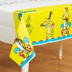 Lets Party By Party Destination Dr. Seuss Plastic Tablecover BY- Party Destination http://www.amazon.com/dp/B007XG97OO/ref=cm_sw_r_pi_dp_DSQVub0SYNC2J