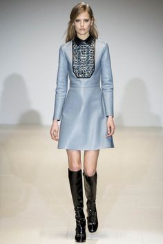Top 5 Fall/Winter 2014 Trends From Paris, London, New York & Milan - The New 60s - Gucci