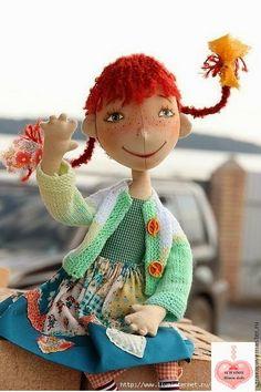 Mimin Dolls: menina sapeca