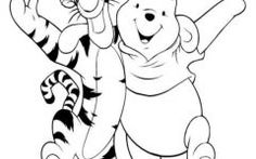 Download Friends Coloring Pages Free