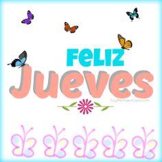 #feliz #Jueves #saludos  www.soymamaencasa.com