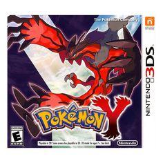 Pokemon Y for Nintendo 3DS, Multicolor