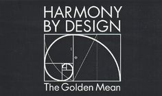 Harmony by Design: The Golden Mean - Google Search