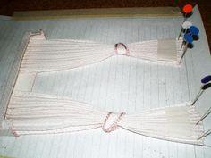 Minhas Minis - My Minis: Tutorial - Cortina / Curtains