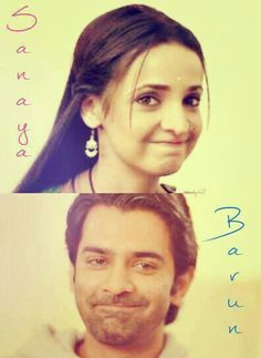 Barun and sanaya  I Love Them So Much