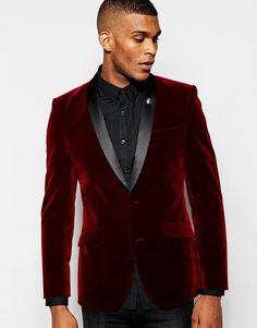 asos-burgundy-skinny-fit-blazer-in-velvet-purple-product-1-570183320-normal.jpeg (870×1110)