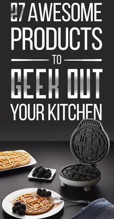 27 Awesome Products To Geek Out Your Kitchen
