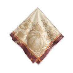 Harvest Jacquard Napkins, Set of 4 #williamssonoma