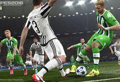 Konami robi wszystko, aby PES 2016 pozostało w cieniu FIFA 16