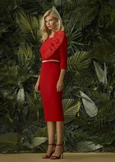 :: CARLA RUIZ ::   FETE 2020 Lancaster, Brighton, Monopoli, San Pedro, Nerja, Victoria, Women, Fashion, Godmother Dress