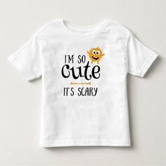 Second Baby Announcements, Consumer Products, Basic Colors, Cotton Tee, Scary, Crafty, Cute, Mens Tops, How To Wear
