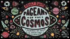 Adult Swim Pageant of the Cosmos at Bonnaroo on Vimeo