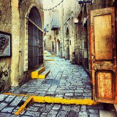 Jaffa, Israel by Osi Gilboa