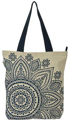 Tote Bag (Blue)(Toin310) Women Bags, Blue Bags, Handbags, Tote Bag, Pocket, Totes, Women's Bucket Bags, Purse, Hand Bags