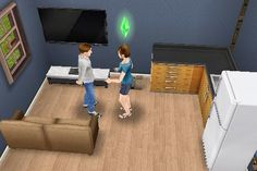 Who plays sims free play
