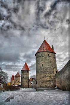 Tallinn, Estonia. Our tips for things to do in Tallinn: http://www.europealacarte.co.uk/blog/2011/08/02/tallinn-guide/