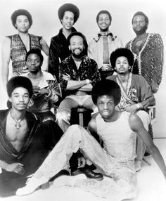 Earth, Wind and Fire. The greatest of all time! Rock & Pop, Rock And Roll, I Love Music, Kinds Of Music, Music Icon, Soul Music, Earth Wind & Fire, Maurice White, Old School Music
