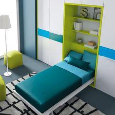 Armarios que esconden la cama
