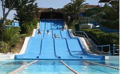 ¡Durante el #veranoenAndalucía puedes refrescarte en el Parque Acuático de Mijas (Málaga)! / Enjoy in the Aquatic Park of Mijas (Málaga) during summer in Andalucía!