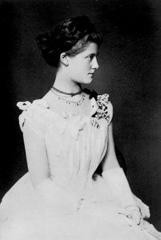 Her Royal Highness Princess Alfons of Bavaria (1869–1952) née Her Royal Highness Princess Louise Victoire d'Orléans-Alençon
