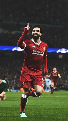 "BS. su Twitter: ""#LFC - Mo Salah… "" Mohamed Salah wallpaper Liverpool FC wallpaper"