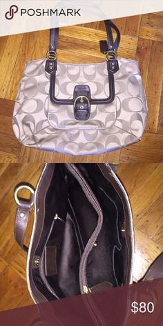 NEW authentic Coach Purse This coach purse has never been used before, in great condition Coach Bags