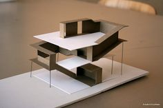architecture model Architectural Model Making The Guide First In Architecture Architecture Pliage, Folding Architecture, Maquette Architecture, Concept Models Architecture, Architecture Model Making, Interior Architecture, Drawing Architecture, Classical Architecture, Kinetic Architecture