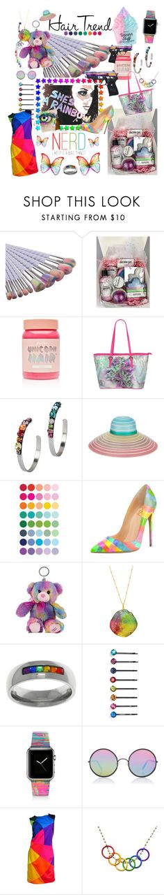 """""""Hair Trends"""" by ericjen8685 ❤ liked on Polyvore featuring beauty, Lime Crime, Brandon Maxwell, Hudson Jeans, DANNIJO, Missoni, Harrods, Divine Karma, Carolina Glamour Collection and Cara"""