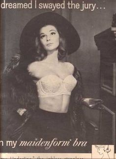 vintage lingerie 1950s to 1963 pictures | Vintage Clothes/ Fashion Ads of the 1960s (Page 43)