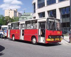 Ikarus 260.04 #28339 - Varsovia, Polonia