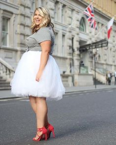 """Society+ formerly CoolGalBlue™ on Instagram: """"@learningtobefearless living a dream in London in our Premium Tutu with a #noeditnoshame t perfection / photo by @liabphotography Cool Gal Tutu - White (Sizes 1X - 6X) Each TUTU is custom made just for YOU! Includes a full length satin inner layer for full coverage. 5 layers of premium tulle. Want it longer or shorter? NO PROBLEM, add it in the order notes section! Hand wash & air dry. from $ 72.00"""""""