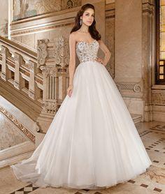 Demetrios Wedding Dress Style 567