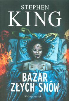 Bazar złych snów Stephen King - Wizaz.pl King A, Romans, Snow, Books, Movies, Movie Posters, Libros, Films, Book