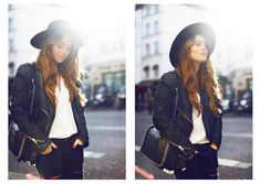 /Bag from Zara/Jacket from H&M/Hat from Lindex/