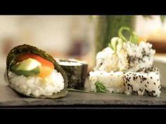 How To Make Hosomaki and Temaki Sushi Rolls
