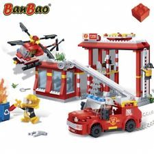 Check This Out! BanBao Fire Station Garage #OnSale #Discount #Shopping #AddMe #FollowMe #BestPins